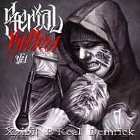 Обложка альбома Serial Killers Vol. 8 исполнителей Serial Killer, Xzibit, B-Real, Demrick